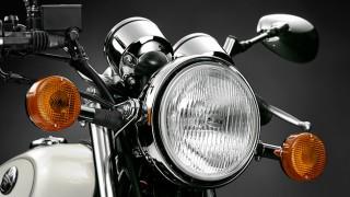 初めて購入したバイクはヤマハSR400