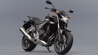 ホンダ・CB400F:職場のバイクブームに乗って
