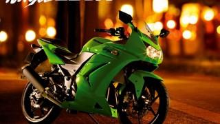 カワサキ Ninja250Rに一目惚れ。すぐ免許を取り、速攻で購入。