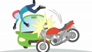 三度のバイク事故から学んだ事