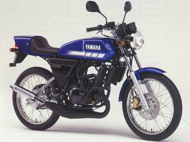 画像出典:bbb-bike.com ヤマハ RZ50 '98
