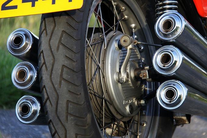 出典:silodrome.com Benelli 750 Sei