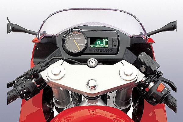 出典:totalmotorcycle.com ヒョースン GT250R '09