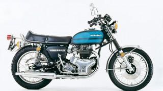 カワサキ 650RS-W3 ('73):「彼のオートバイ、彼女の島」に登場