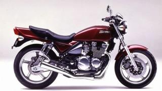 カワサキ ゼファー (ZR400C '89-'95):完成度が最高。大人バイクの極め付き