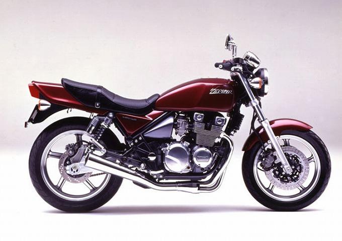 出典:m-bike.sakura.ne.jp カワサキ ゼファー ZR400-C5