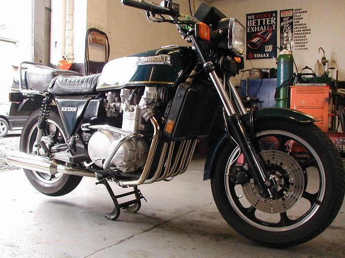 出典:predatormotorsport.co.uk カワサキ Z1300
