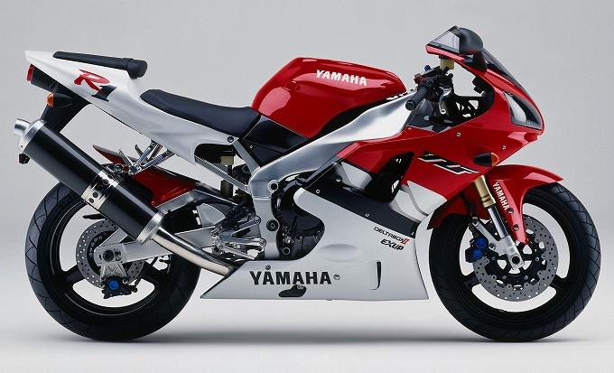 ヤマハ YZF-R1 1999 (出典:totalmotorcycle.com)