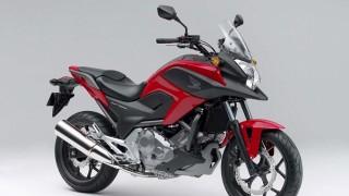 ホンダ NC700X (2012):大型バイクとは思えない価格が魅力