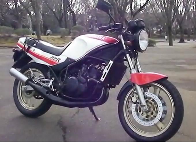 ヤマハ RZ250R 3hm '88 (出典:youtube.com)