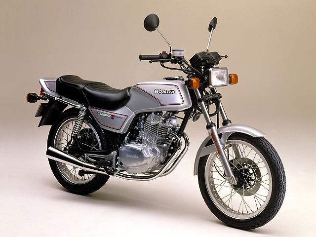 ホンダ CB250RS-Z '81 (出典:bikebros.co.jp)