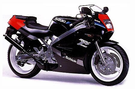 スズキ RG250Γ '88-'89 VJ21A (出典:suzukicycles.org)
