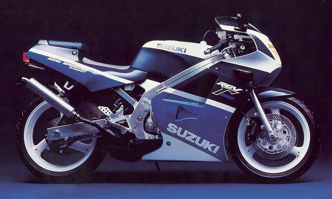 スズキ RG250Γ '88-'89 VJ21A (出典:dreamfunction.net)