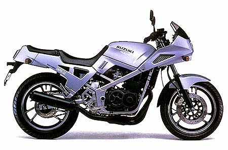 スズキ GSX400XS '86 (出典:suzukicycles.org)