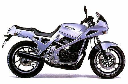 スズキ GSX400XS '86 (出典:suzukicycles.org)