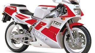 ヤマハ TZR250 (3MA 1989):当時は買えず憧れていたTZRを購入