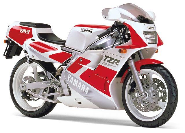 ヤマハ TZR250 '89-'90 3MA (出典:goobike.com)
