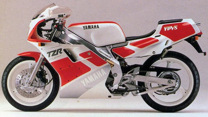 ヤマハ TZR250 '89-'90 3MA (出典:minekaze.exblog.jp)