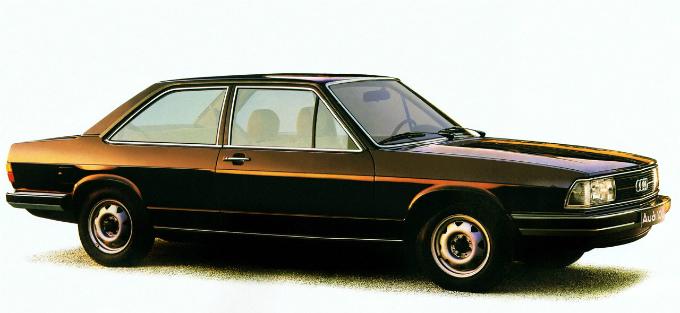 アウディ100 coupe 1978