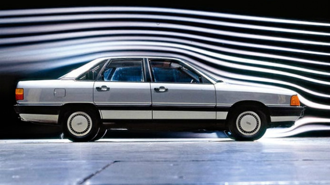 アウディ100 1982
