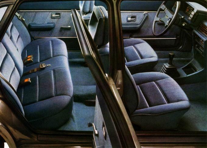 アウディ80 1981