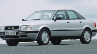 アウディ80 (4代目 '91-'96):居住性を改善すると共にエンジン・ラインナップを拡充 [B4]