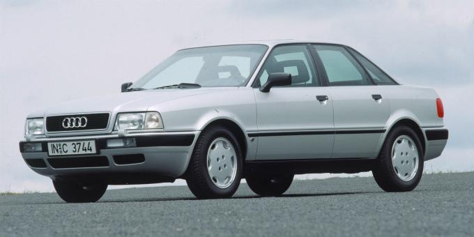アウディ80 1991
