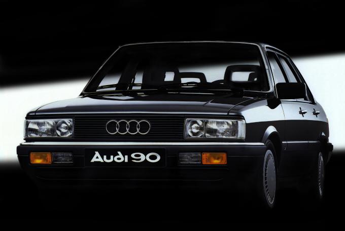 アウディ90 1984