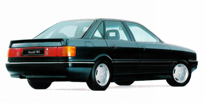 アウディ90 1987