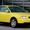 アウディA3 (初代 '96-'03):アウディ久々の小型ハッチバック車としてデビュー [8L]