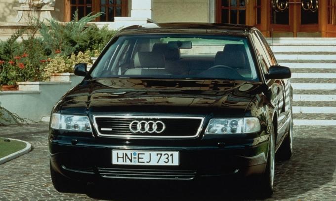 アウディA8 1994