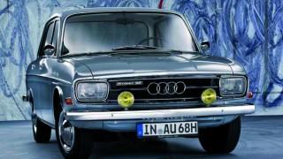 アウディ F103 ('65-'72):戦後初めてアウディの車名が与えられたモデル