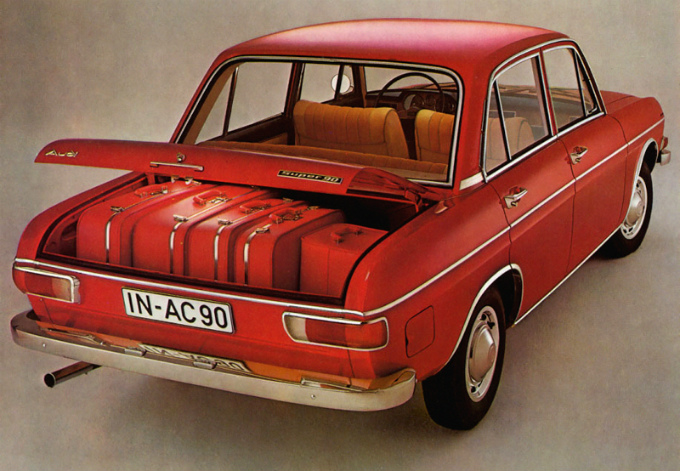 アウディF103 1966