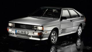 アウディ クワトロ ('80-'91):画期的なフルタイム4WD方式を採用した高性能車 [Ur-Quattro]