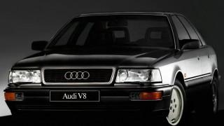 アウディ V8 ('88-'93):200の上位に位置するフラッグシップとして誕生 [C3]