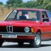 BMW 3シリーズ (初代 E21 '75-'83):02シリーズの後継モデルとして登場し6気筒車も用意
