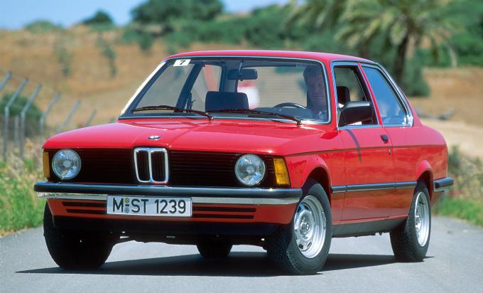 BMW 3シリーズ 2Dr 1975