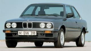 BMW 3シリーズ (2代目 E30 '82-'94):ボディバリエーションを拡大しロングセラーに