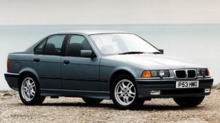 BMW 3シリーズ (3代目 E36 '90-'00):クーペとハッチバックを追加しベストセラーカーに