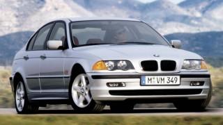 BMW 3シリーズ (4代目 E46 '98-'07):ボディサイズを拡大し全車3ナンバーサイズに