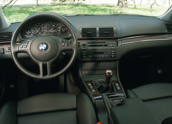 BMW 323i touring 1998