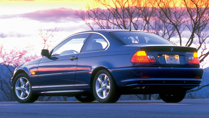 BMW 328ci coupe 1999