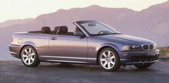 BMW 323ci cabrio 2000