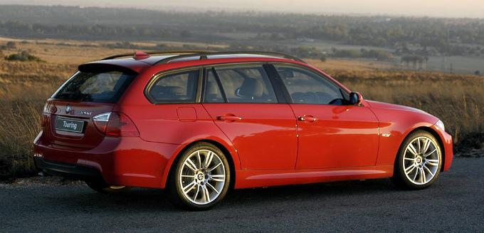BMW 320d touring 2006