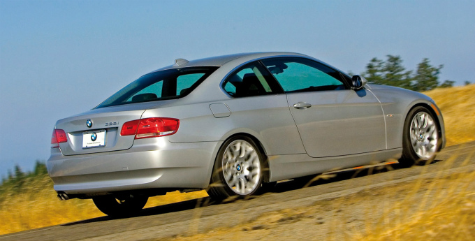 BMW 328i coupe 2006
