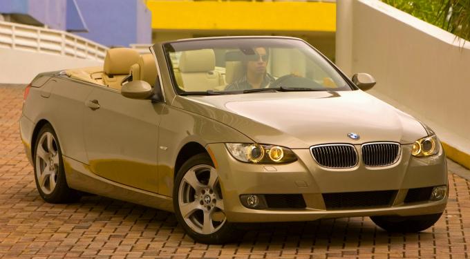 BMW 328i cabrio 2007