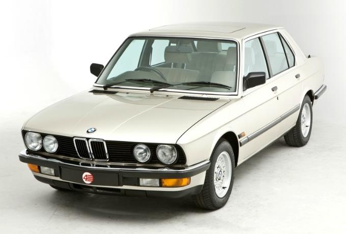 BMW 525e 1983