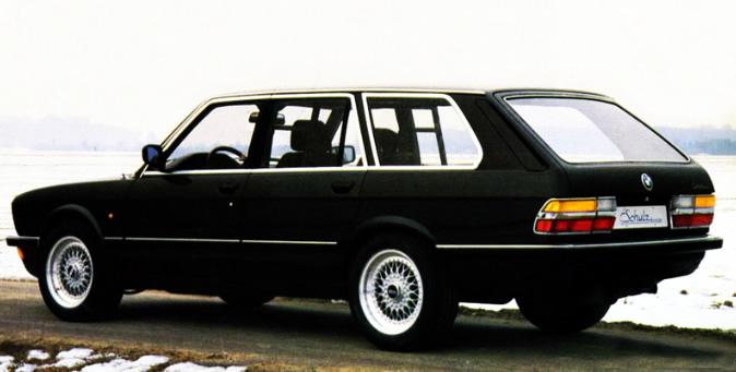 BMW 5シリーズ touring 1984