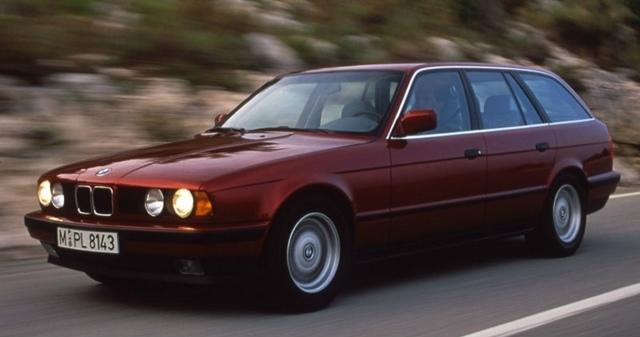 BMW 5シリーズ touring 1992