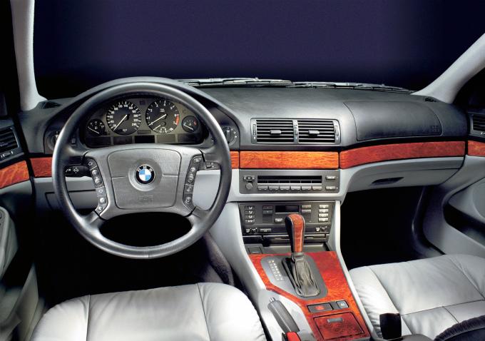 BMW 5シリーズ sedan 1995